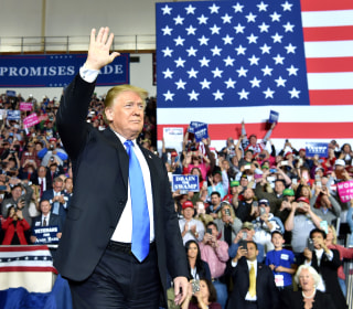Trump tops $100 million raised for his 2020 re-election campaign