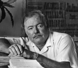 Two Ernest Hemingway stories that were rarely seen to be published next year