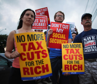 Democrats find new ways to talk about entitlement cuts in campaign's closing days