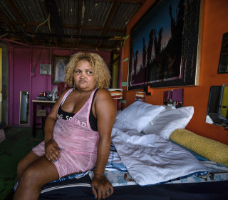 For the Puerto Rican island of Vieques, rebuilding seems like a never-ending task
