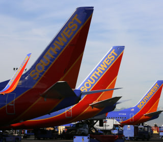 Passenger arrested for groping woman on Southwest flight, says President Trump said 'it's OK'