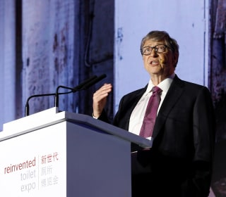 Bill and Melinda Gates Foundation spends $200M on toilet technology