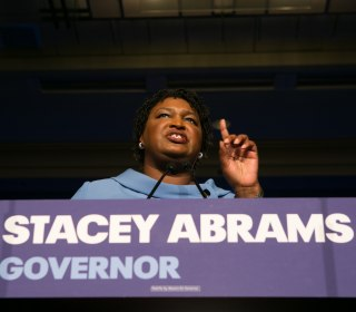 Stacey Abrams' campaign disputes number of uncounted provisional ballots