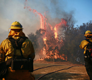 Death toll hits 31, hundreds missing in record-breaking California wildfires