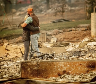 Death toll in California wildfire rises to 42, marking worst in state history