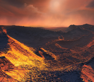 Ancient 'super-Earth' exoplanet discovered orbiting nearby star