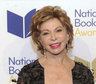 Isabel Allende is first Spanish-language writer to receive honorary National Book Award medal