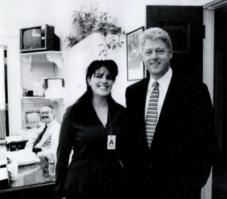 Monica Lewinsky describes 'flirtatious encounters' with Bill Clinton in upcoming documentary