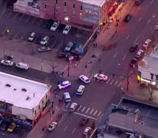 One killed, four injured in downtown Denver shooting