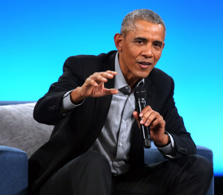 Obama says 'racism,' 'mommy issues' are contributing to lack of progress in U.S.