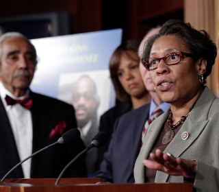 Potential Pelosi challenger Marcia Fudge backs down