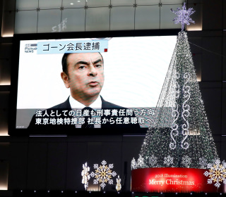 Ousted Nissan boss Carlos Ghosn speaks out after his rearrest