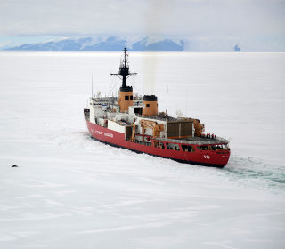 The U.S. urgently needs new icebreaker ships to patrol the Arctic. Will Trump's border wall get in the way?