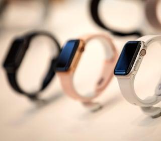 In grandma's stocking: An Apple Watch to monitor falls, track heart rhythms