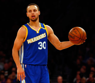 Steph Curry doubts U.S. landed men on the moon, NASA offers to prove it