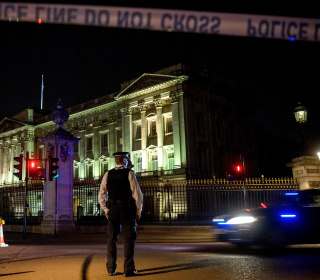 Alleged terrorist says Russian TV channel influenced attack on Buckingham Palace