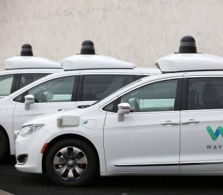 Humans harass and attack self-driving Waymo cars