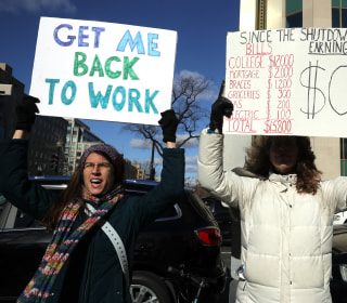 Private businesses step up for furloughed public workers