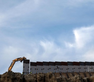 Off the wall: Why investors aren't betting on Trump's massive border project