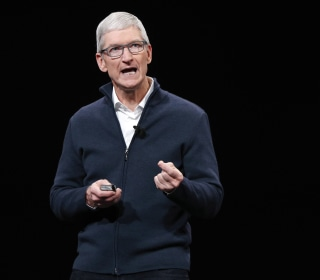 Apple CEO Tim Cook takes aim at data brokers