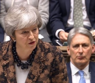 Theresa May's Brexit plan B looks like a tweaked version of rejected plan