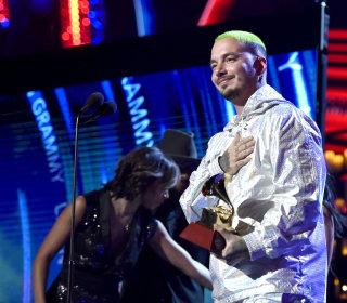 J Balvin to open Grammy Awards on Sunday