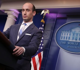 Stephen Miller and Fox's Wallace battle over Trump's national emergency declaration