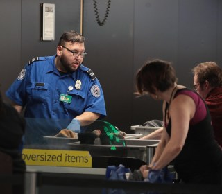 Bag of snakes and a machete: Just some of the items the TSA confiscated in 2018