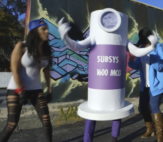 Drug company used rap video to push for higher doses, sales