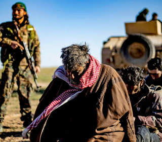 ISIS defeated say U.S.-backed forces, declaring total victory in Syria