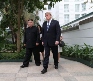 Trump overstated Kim's demand on sanctions, State Department says