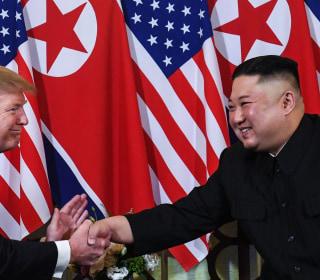 U.S. says 'door wide open' to more talks with North Korea
