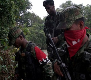 As Venezuela crisis deepens, Colombia rebel threat is growing, says U.S. military