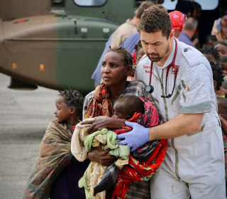 Mozambique cyclone: 3 days of mourning called after huge floods