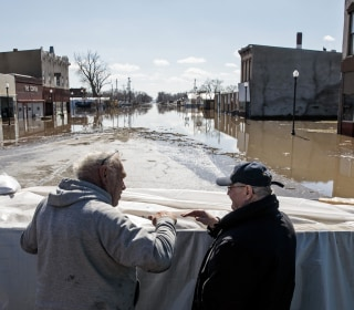 Midwest flooding inundates farms, rural towns to threaten livelihoods and futures
