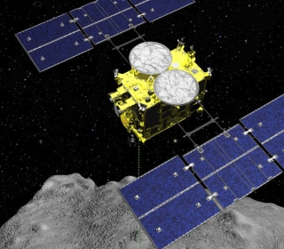 Why Japan's Hayabusa 2 spacecraft just bombed an asteroid