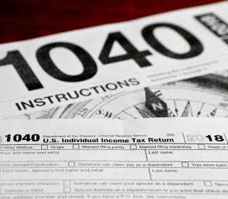 People are waiting longer this year to file their taxes — because they're not expecting a refund