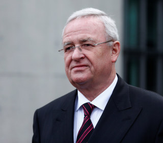 German prosecutors charge former Volkswagen CEO Martin Winterkorn with fraud