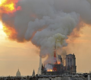What was lost and what survived devastating Notre Dame fire