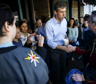 O'Rourke says he gave more to charity than tax returns show