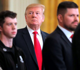 Trump reaction on Mueller report release: 'I'm having a good day'