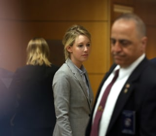 Theranos founder appears in court in fraud case