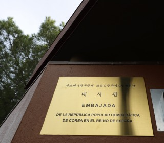 American accused of attacking North Korean embassy in Spain denied bond