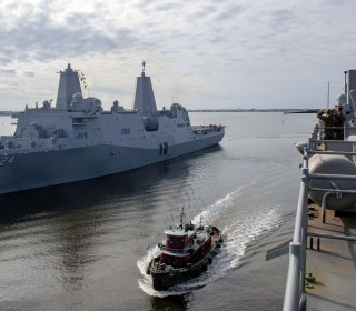 U.S. sending Patriot missile system and another warship to Middle East amid Iran tensions