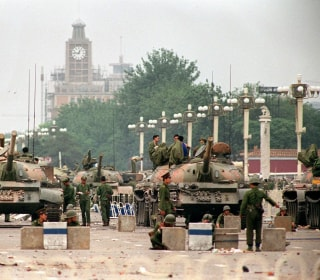 Chinese defense minister says Tiananmen crackdown was justified in rare comments