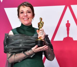 Olivia Colman gets royal honor ahead of debut in 'The Crown'