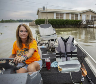 Mississippi residents flooded out for four months say the EPA could save them but won't