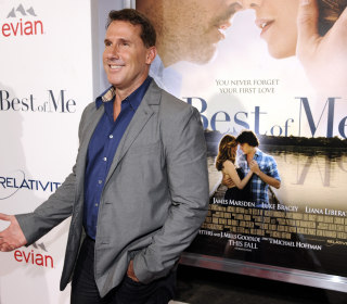 Author Nicholas Sparks slams another report on religious school emails