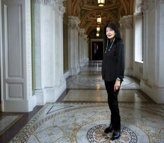 Joy Harjo named first Native American poet laureate