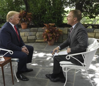 Trump shows he remains fixated on Obama
